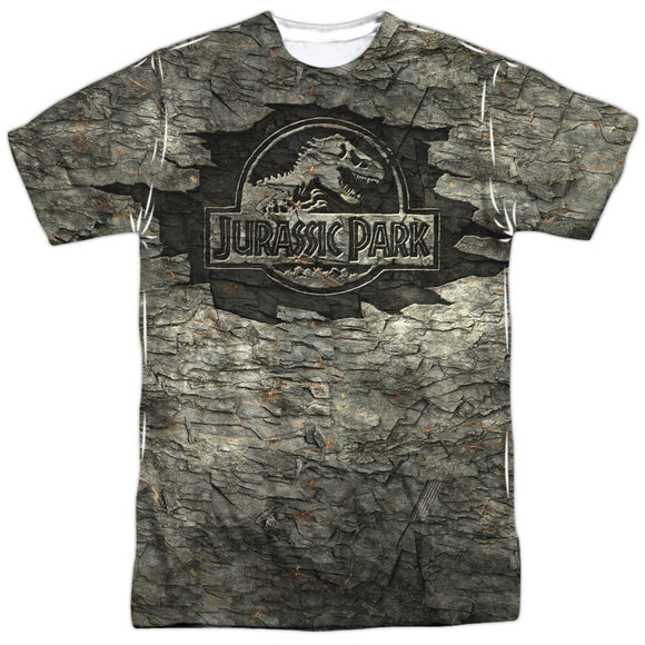 MEN'S JURASSIC PARK JURASSIC STONE SUBLIMATED TEE