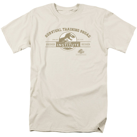 MEN'S JURASSIC PARK SURVIVAL TRAINING SQUAD TEE