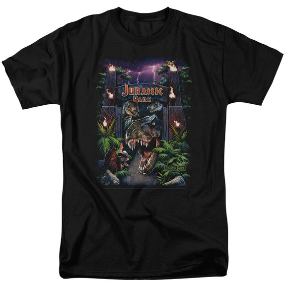 MEN'S JURASSIC PARK WELCOME TO THE PARK TEE