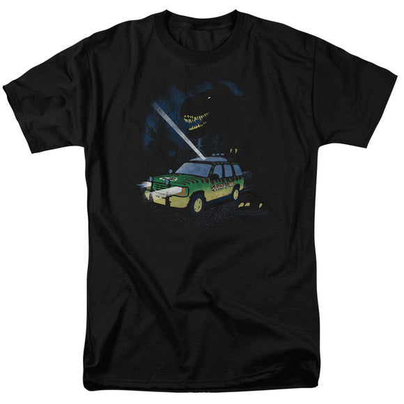 MEN'S JURASSIC PARK TURN IT OFF TEE