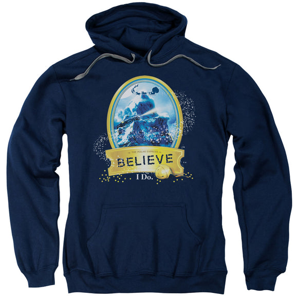MEN'S POLAR EXPRESS TRUE BELIEVER PULLOVER HOODIE