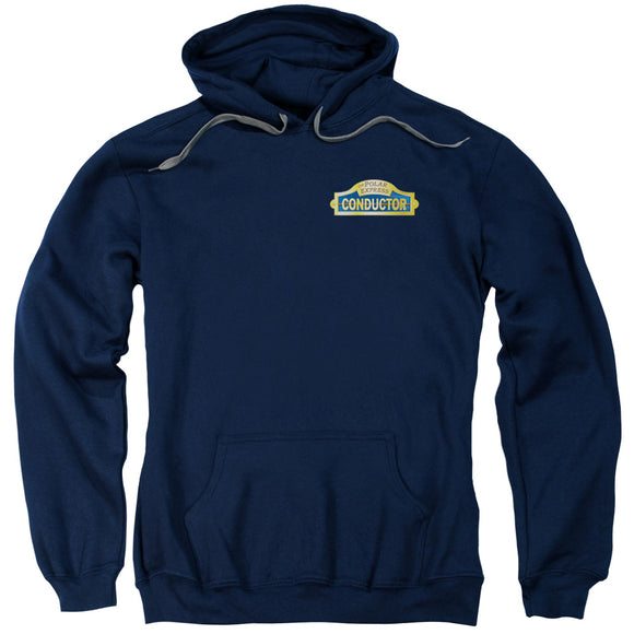 MEN'S POLAR EXPRESS CONDUCTOR PULLOVER HOODIE