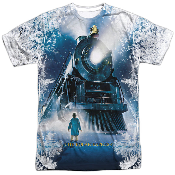 Men's Polar Express Journey Sublimated T-Shirt
