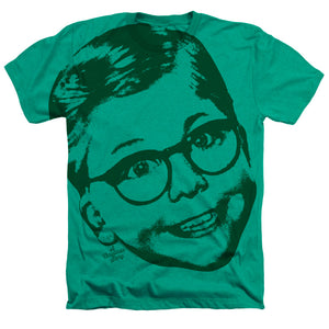 MEN'S A CHRISTMAS STORY BIG HEAD RALPHIE TEE