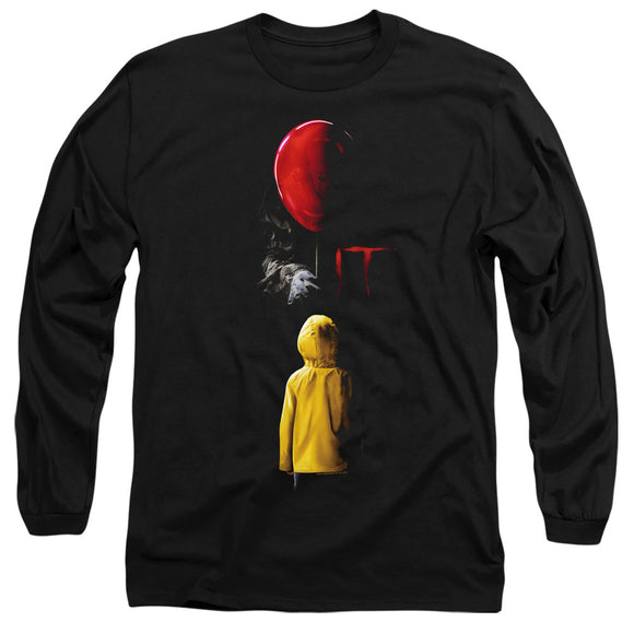 MEN'S IT CHAPTER 2 RED BALLOON LONG SLEEVE TEE