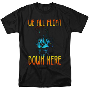 MEN'S IT CHAPTER 2 WE ALL FLOAT DOWN HERE TEE