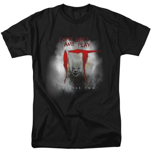 MEN'S IT CHAPTER 2 COME BACK AND PLAY TEE