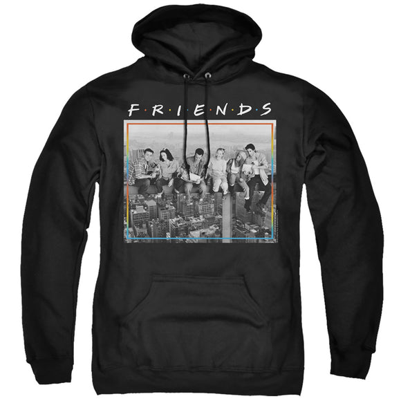 MEN'S FRIENDS LUNCH BREAK PULLOVER HOODIE