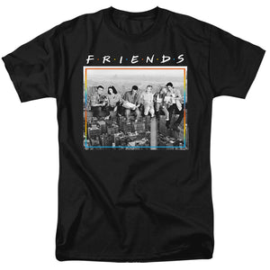 Men's Friends Lunch Break Tee