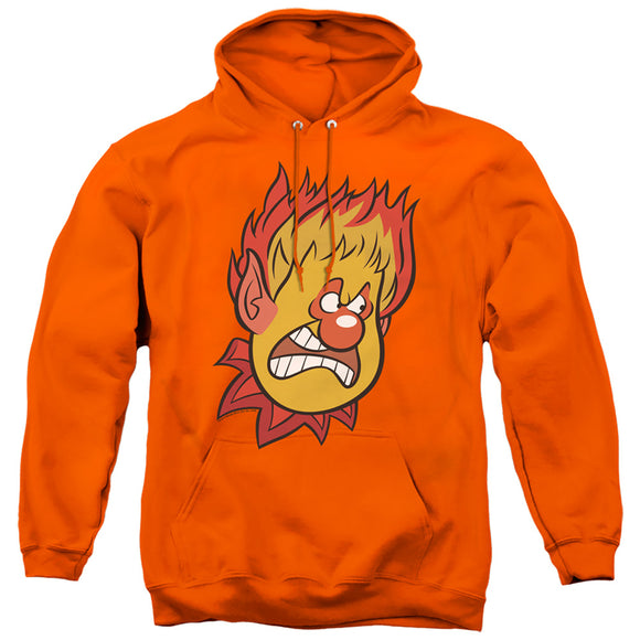 MEN'S THE YEAR WITHOUT A SANTA CLAUS HEAT MISER PULLOVER HOODIE