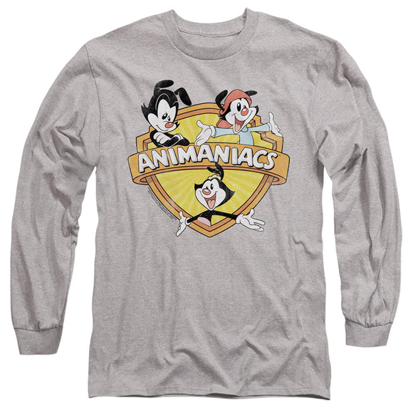 MEN'S ANIMANIACS SHIELDED ANIMANIACS LONG SLEEVE TEE