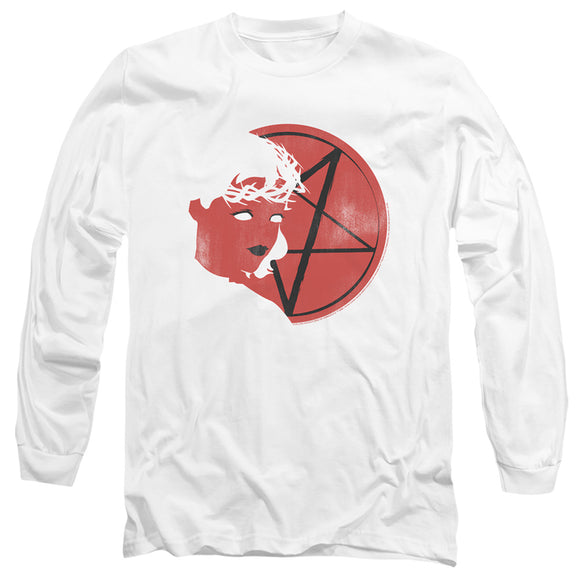 MEN'S CHILLING ADVENTURES OF SABRINA HERALD SABRINA LONG SLEEVE TEE