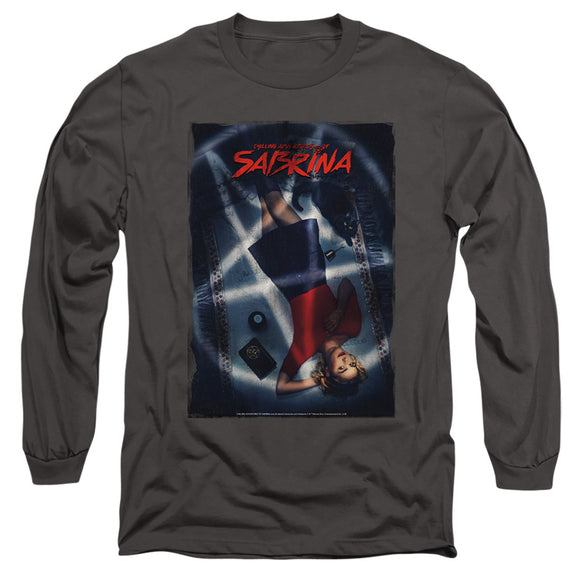 MEN'S CHILLING ADVENTURES OF SABRINA KEY ART LONG SLEEVE TEE