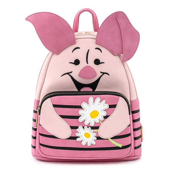 Loungefly Disney Winnie The Pooh Piglet Cosplay Mini Backpack