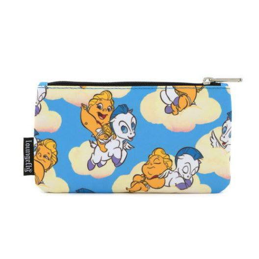 Loungefly Disney Hercules Baby Hercules and Pegasus Nylon Pouch