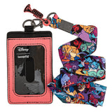 Loungefly Disney Aristocats Lanyard with Cardholder