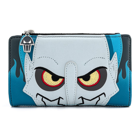 LOUNGEFLY DISNEY HERCULES HADES COSPLAY WALLET