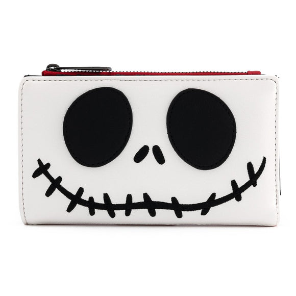 Loungefly The Nightmare Before Christmas Santa Jack Wallet