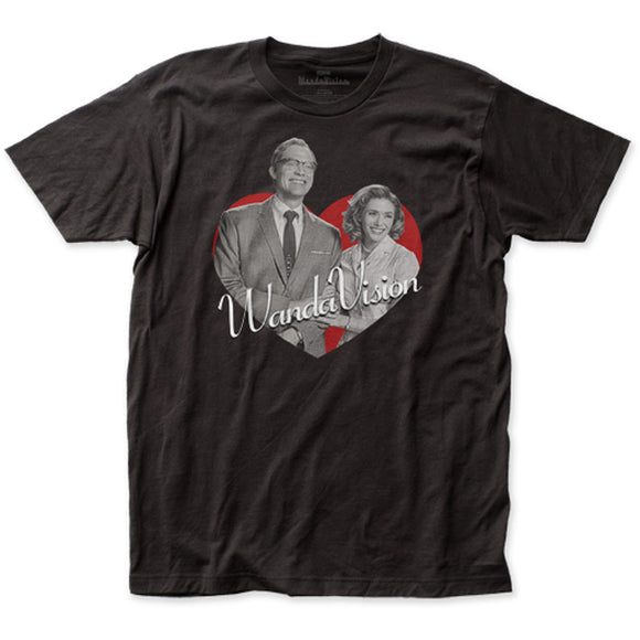 Men's Marvel WandaVison I Love WandaVision Tee