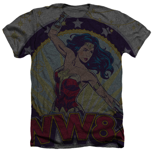Men's Wonder Woman 84 Lasso Star Sublimated T-Shirt