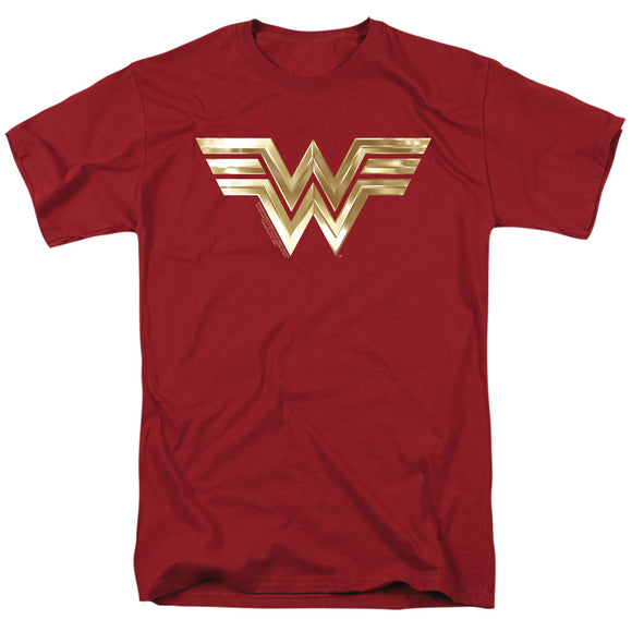 MEN'S WONDER WOMAN 84 GOLDEN LOGO TEE