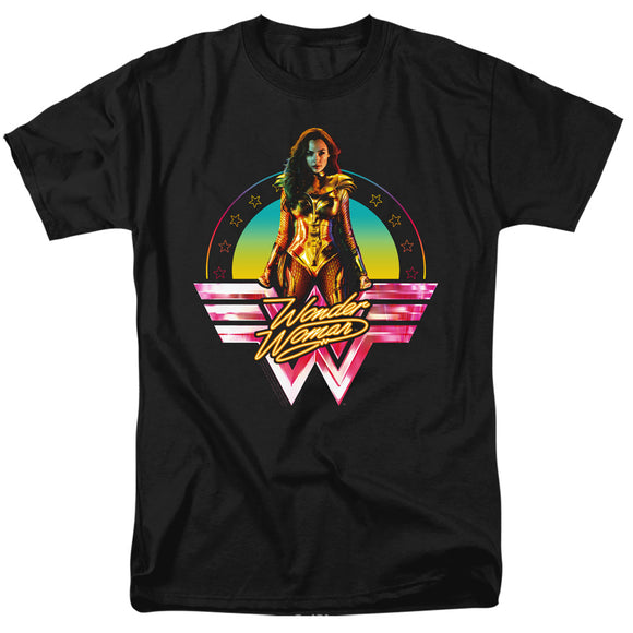MEN'S WONDER WOMAN 84 COLOR POP TEE