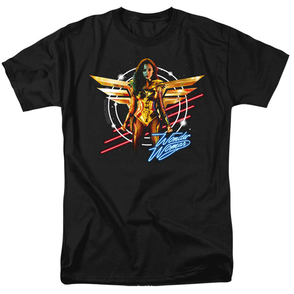MEN'S WONDER WOMAN 84 SPACE POSTER TEE