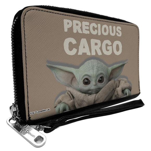 STAR WARS THE CHILD SITTING POSE PRECIOUS CARGO WALLET