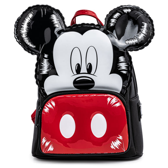Loungefly Disney Mickey Mouse Balloon Cosplay Mini Backpack - Preorder