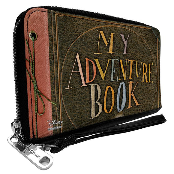 DISNEY PIXAR UP MY ADVENTURE BOOK COVER WALLET