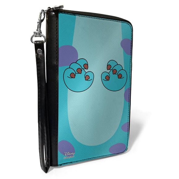 DISNEY MONSTERS INC SULLEY BODY BLUES WALLET