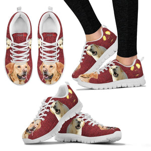 Halloween Labrador Retriever Print Running Shoes For Kids-Free Shipping