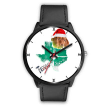 Vizsla Dog Texas Christmas Special Wrist Watch-Free Shipping