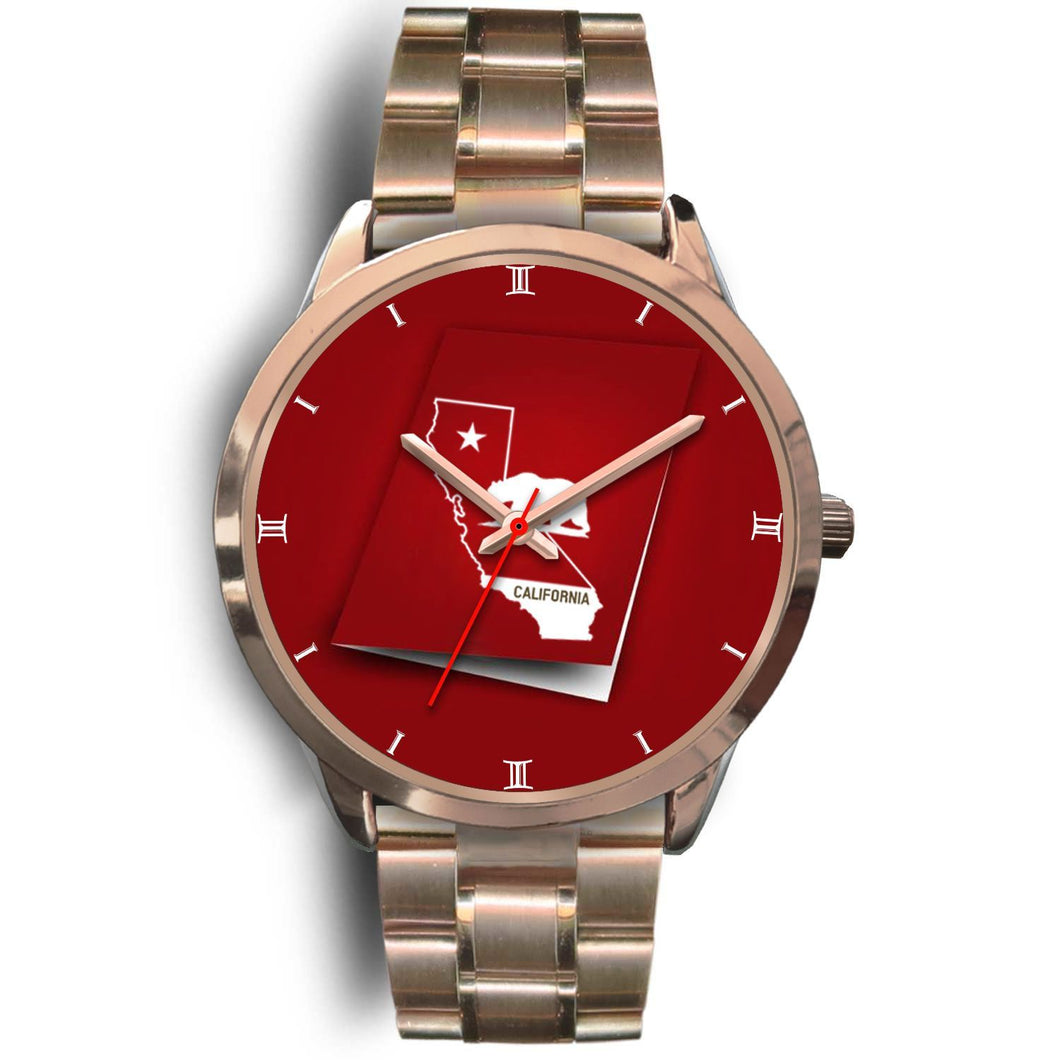 California Christmas Special Wrist Watch-Free Shipping