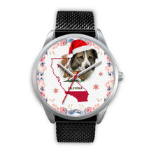 Aidi Dog California Christmas Special Wrist Watch-Free Shipping