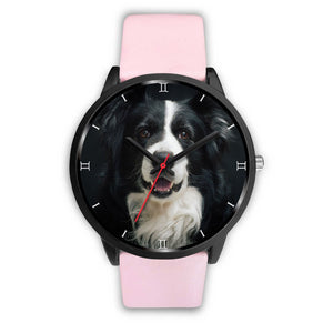 Border Collie Christmas Special Wrist Watch-Free Shipping