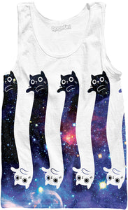 Infinity Cats Tank Top