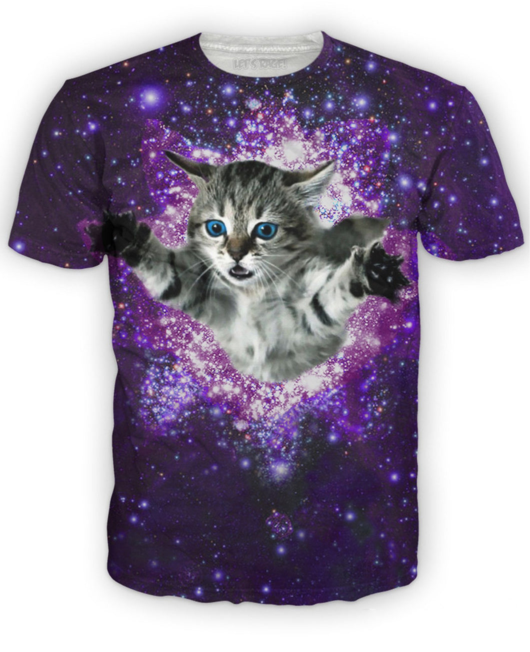 Kitty Glitter T-Shirt