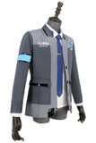 Detroit Become Human Cannor Costume Cosplay Déguisement Vêtements du Carnaval