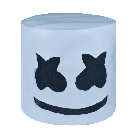 Fortnite Marshmello Masque Casques Cosplay Halloween Carnaval Cosplay