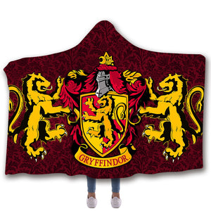 Harry Potter Gryffindor Couverture à Capuche