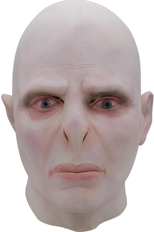 Harry Potter Lord Voldemort Cosplay Masque Casques Cosplay Halloween Carnaval