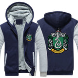Harry Potter Slytherin Pull à Capuche Sweat-shirts à Capuche