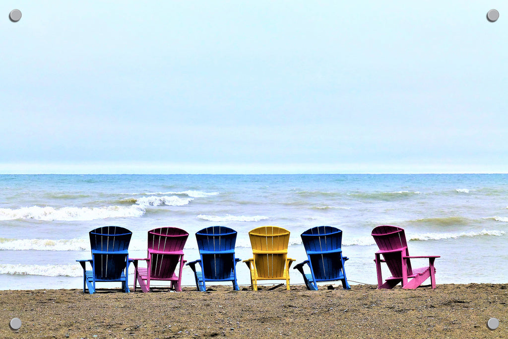 Adirondack Chairs - Paula Whitlock