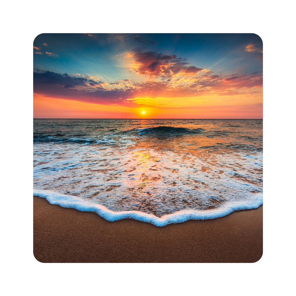 Beach Sunrise Coasters