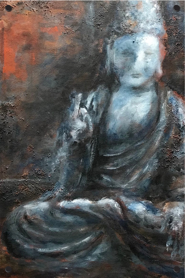 Buddha by the Window - Michael Peech