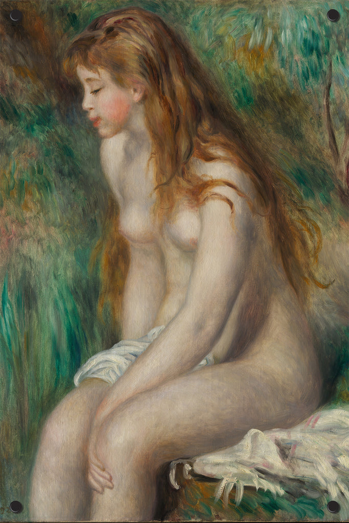 Renoir Outdoor Art Print