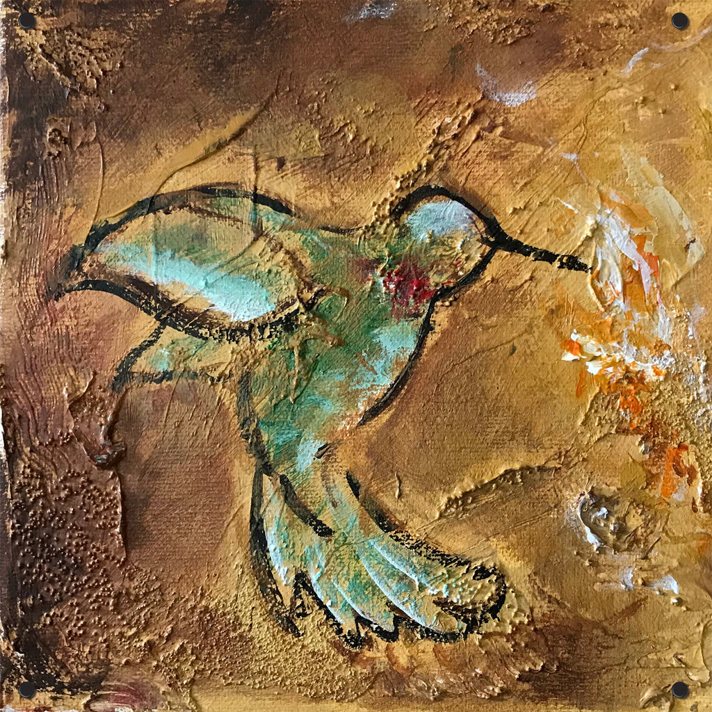 Hummingbird - Michael Peech