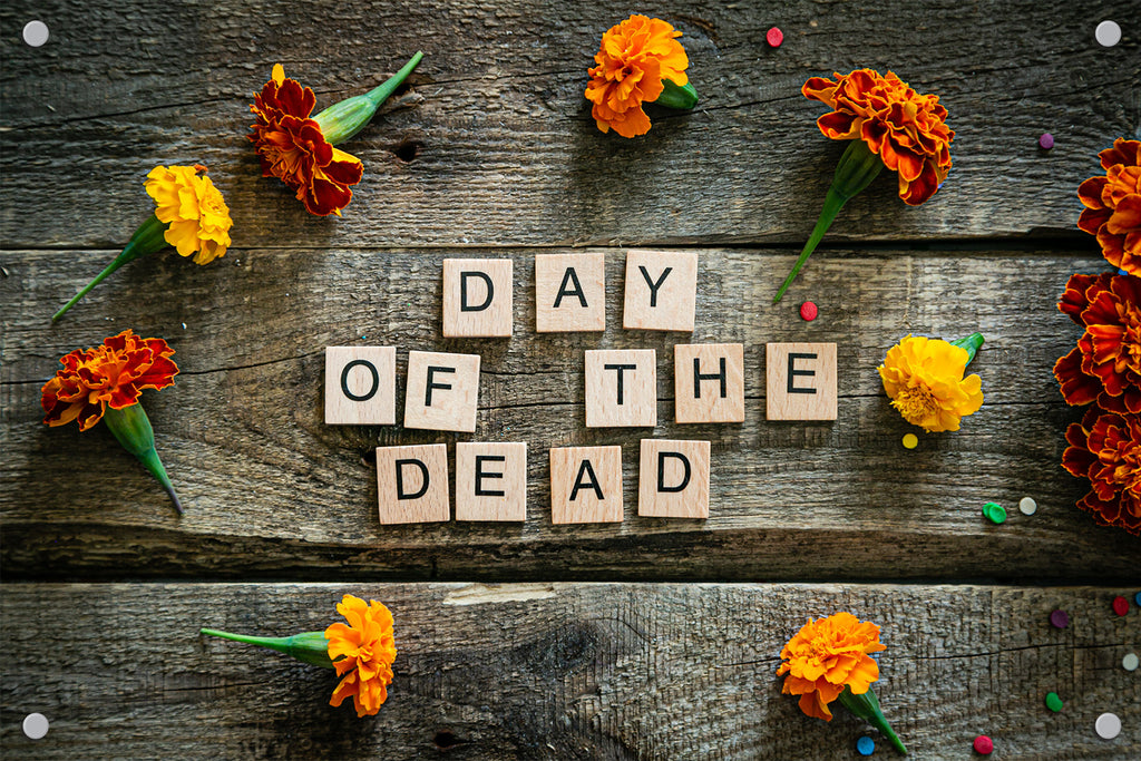Day of the Dead Outdoor Art Print