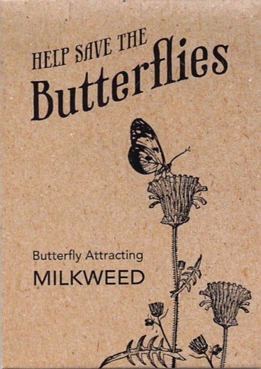 Milkweed Seed Packet
